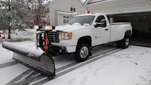 New Duramax Plow Truck - YouTube