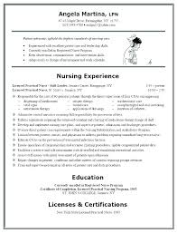 Sample Resume Nurse No Experience For Nurses With Resumes Objective Nursing Home Administrator Entry Registered Objectives