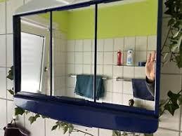 spiegelschrank blauer möbel gebraucht kaufen ebay