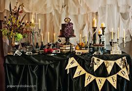 Halloween Flameless Taper Candles by Decorating Best Inspiring Halloween Table Decoration Kropyok