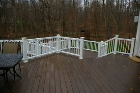 great new pvc decking by fiberon azek and timber tech custom