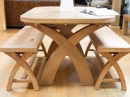 Dining Table X Legs