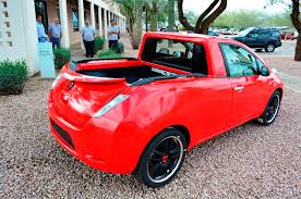Engineers Create Nissan Leaf Pickup Truck Named Sparky Photo Gallery
