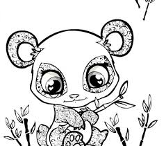Coloring Pages Cute Animal Sheets New At Creative Picture Page Another Portion Of 10 Gallery