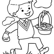 Childrens Coloring Book Pages AZ