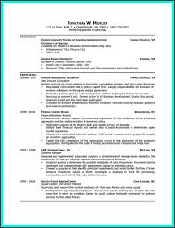 Resume Templates College Is Designed For Students Either With Or High School Student