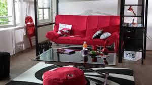 mezzanine avec canapé lit mezzanine et banquette clic clac design catalogue but 2012
