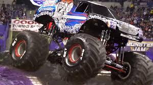 100 Monster Trucks Indianapolis Jam Highlights Stadium Championship Series 3 Feb 10 2018