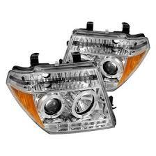 2008 nissan frontier custom factory headlights carid