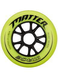 Matter Image Inline Skate Wheels - Multiple Sizes - Single Wheel | THURO