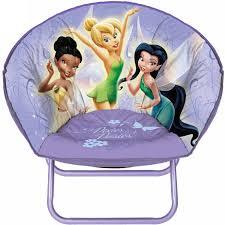 disney mini fairies saucer chair walmart com