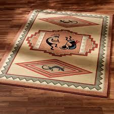 Southwest Decoratives Kokopelli Quilting Co by Kokopelli Dance Southwest Area Rugs