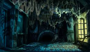Haunted House Interior2 Comments PHH Troph Version 02sm