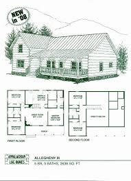 5 Bedroom House Floor Plans Beautiful Log Home Lovely Cabin Kits