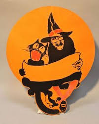 Vintage Halloween Collector Weeny Witch by Vintage Halloween Halloween Weeny Witch Party Book Armour Franks