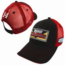 100 Truck Centers Tony Stewart 2015 Rush Center Pit Cap Hat