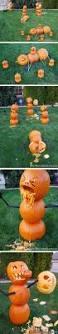Michael Myers Pumpkin Stencil by Best 25 Zombie Pumpkins Ideas On Pinterest Carving Pumpkins