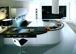 ilot central cuisine design meuble cuisine design meuble cuisine central ilot central table