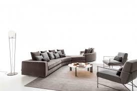 grau wohnzimmer gemutlich modern caseconrad