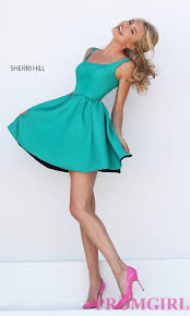 celebrity prom dresses evening gowns promgirl sherri hill