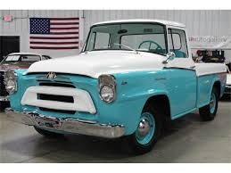100 1957 International Truck A100 For Sale ClassicCarscom CC1178515