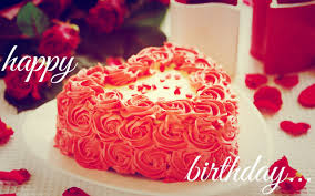 Most Romantic Birthday Cakes For Girlfriend