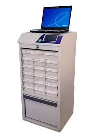 Automated Dispensing Cabinets Manufacturers by Transfer Carts Med Hubs