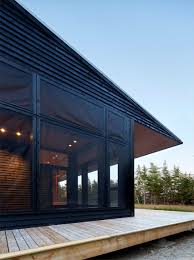 100 Beach House Architecture Nova Tayona Designs Canadian Beach House Hidden From The Ocean