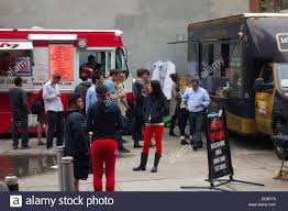 Food Trucks In DUMBO Brooklyn NY Stock Photo: 59808112 - Alamy Tacopalenque Hashtag On Twitter Uncle Gussys Dailyfoodtoeat The Best Burgers In Cancun Marginal Boundaries Nyc Food Truck Palenque Really Good Gluten Free Arepas Travel Heading To The Rodeo Stop By Our Taco Journalism January 2017 Freddys Frozen Custard Built Cruising Kitchens Corn Arepa Healthination Images Collection Of Bring Larobased Food Tuck