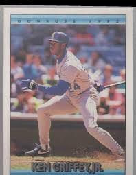 1990 Upper Deck Ken Griffey Jr by 1388 Ken Griffey Jr Trading Cards For Sale