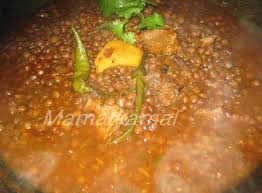 cuisiner lentilles s hes moroccan cuisine marocaine العدس lentils with beef lentilles au