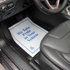 Car Floor Mats by Plastic Car Floor Mats Are Disposable Plastic Car Mats By American
