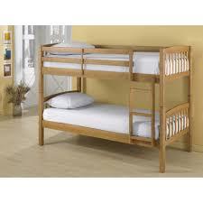 dorel belmont twin bunk bed pine