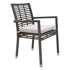 Panama Jack Graphite Stackable Wicker Dining Chair - Wicker Dining ... Outdoor Wicker Ding Set Cape Cod Leste 5piece Tuck In Boulevard Ipirations Artiss 2x Rattan Chairs Fniture Garden Patio Louis French Antique White Back Chair Naturally Cane And Plantation Full Round Bay Gallery Store Shop Safavieh Woven Beacon Unfinished Natural Of 2 Pe Bah3927ntx2 Biscayne 7 Pc Alinum Resin Fortunoff Kubu Grey Dark Casa Bella Uk Target Australia Sebesi 2fox1600aset2