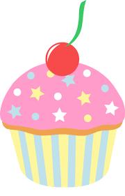 Cupcakes clipart border free clipart images 2 clipartix