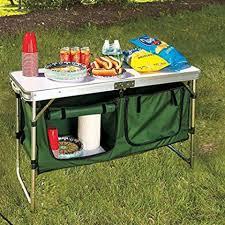 Fish Cleaning Table With Sink Bass Pro by 9 Best Camping Kitchens For 2017 Top Rated Portable Grill Tables