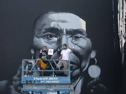100 Andrew Morrison Artist CENSORED NEWS Apache Goseyun Artwork