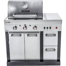 char broil outdoor küche ultimate 3200 mit gasgrill 3