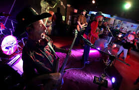 Tucson Band Backroads Fast-tracks From Unknown To One Of The Hottest ...
