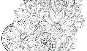 Coloring Pages Difficult Advanced Color By Number Page Top Awesome Projects