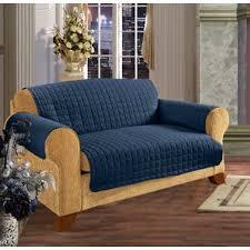 Collection Of Studio Day Sofa Slipcovers by Blue Sofa Slipcovers You U0027ll Love Wayfair