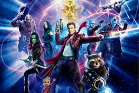Guardians Of The Galaxy Vol 2 Characters Poster