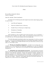 Best Ideas Of Cover Letter Sample For Document Submission Awesome Collection