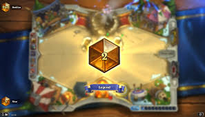 Stacks On Deck Patron On Ice by Xixo Reaches 2 Legend With Post Nerf Patron Warrior Hearthstone