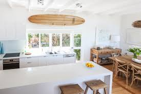 Coastal Style Scandinavian Home Designs Kitchens