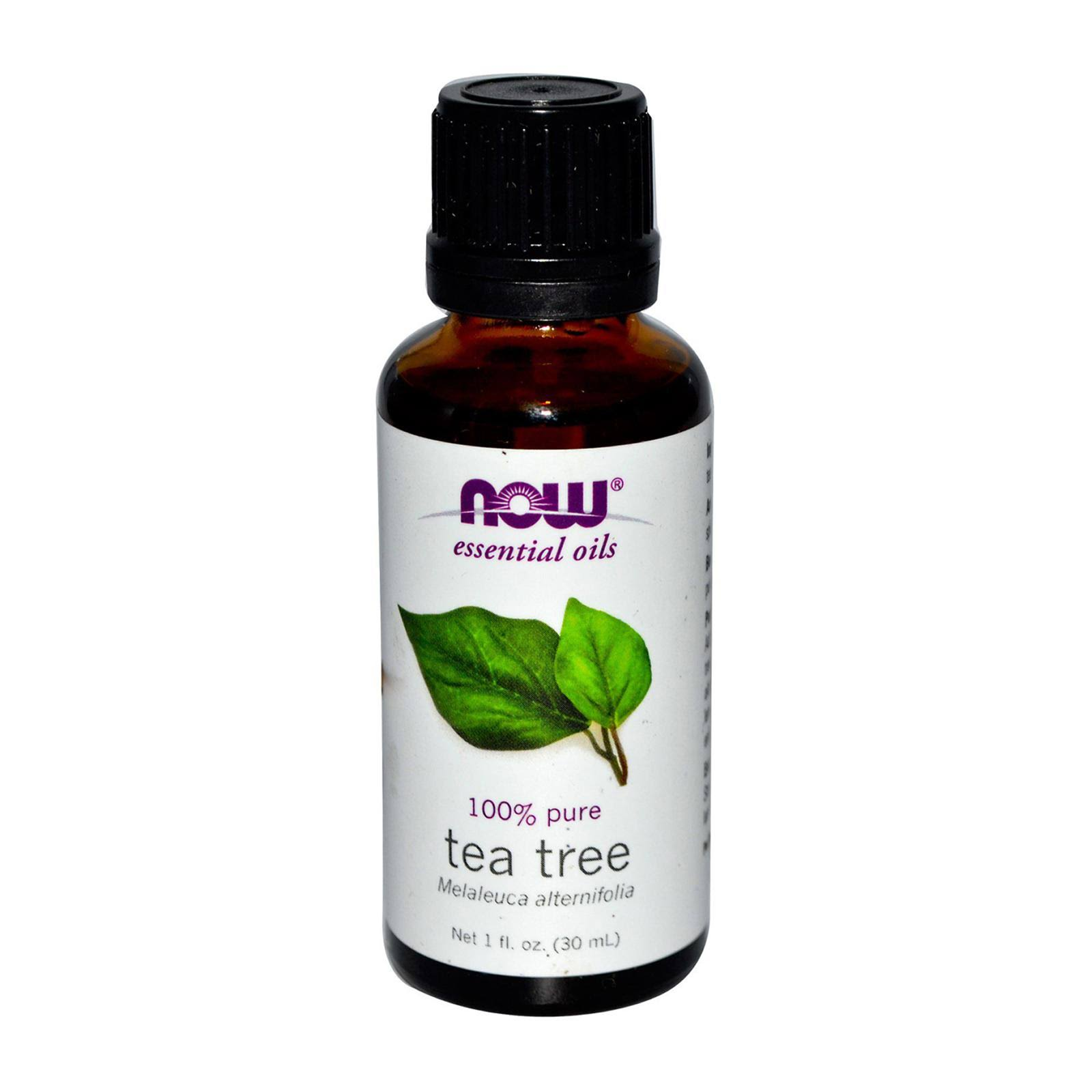 Now Essential Oils - Tea Tree, 30ml