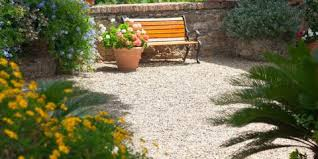 Pea Gravel Patio Images by A Step By Step Guide To Building A Beautiful Pea Gravel Patio