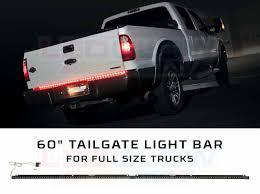100 Lights For Trucks 2pc 60 Tailgate LED Light Bar With White Reverse