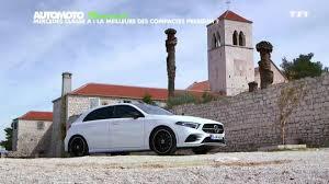 meilleur si e auto nouveauté mercedes classe a la meilleure des compactes premium