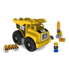 Shop Mega Bloks CAT Large Vehicle Dump Truck - Free Shipping On ... Bruder 116 Caterpillar Plastic Toy Wheeled Excavator 02445 Amazoncom State Caterpillar Cat Junior Operator Dump Truck Cstruction Flash Light And Night Spring Into Action With Review Annmarie John Megabloks Ride On Tool Box And 50 Similar Items Mini Machines 5 Pack Walmartcom Offhighway 770g Rc Digger Remote Control Crawler Rumblin 2 Wheel Loader Mega Bloks Cat 3 In 1 Learning Education Worker W Bulldozer Yellow Daron